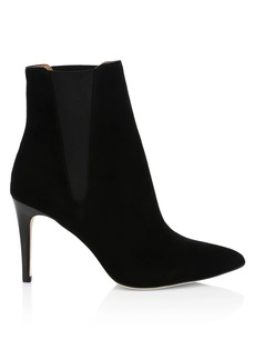 Joie Abbie Leather Ankle Boots