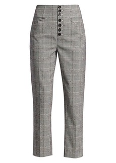 Joie Abony Glen Check Pants