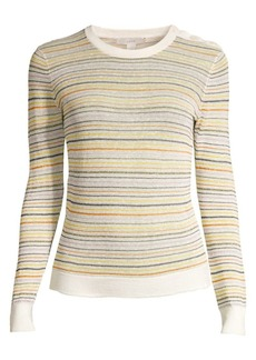 Joie Ade Stripe Knit Pullover