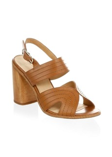 Joie Aforeleen Leather Sandals