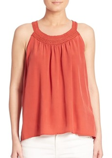 Joie Alaska Silk Top