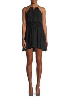 Joie Althia Silk Mini Shift Dress