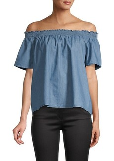 Joie Amesti Off-The-Shoulder Top