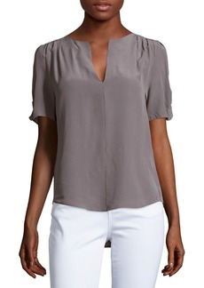 Joie Amone Silk Blouse