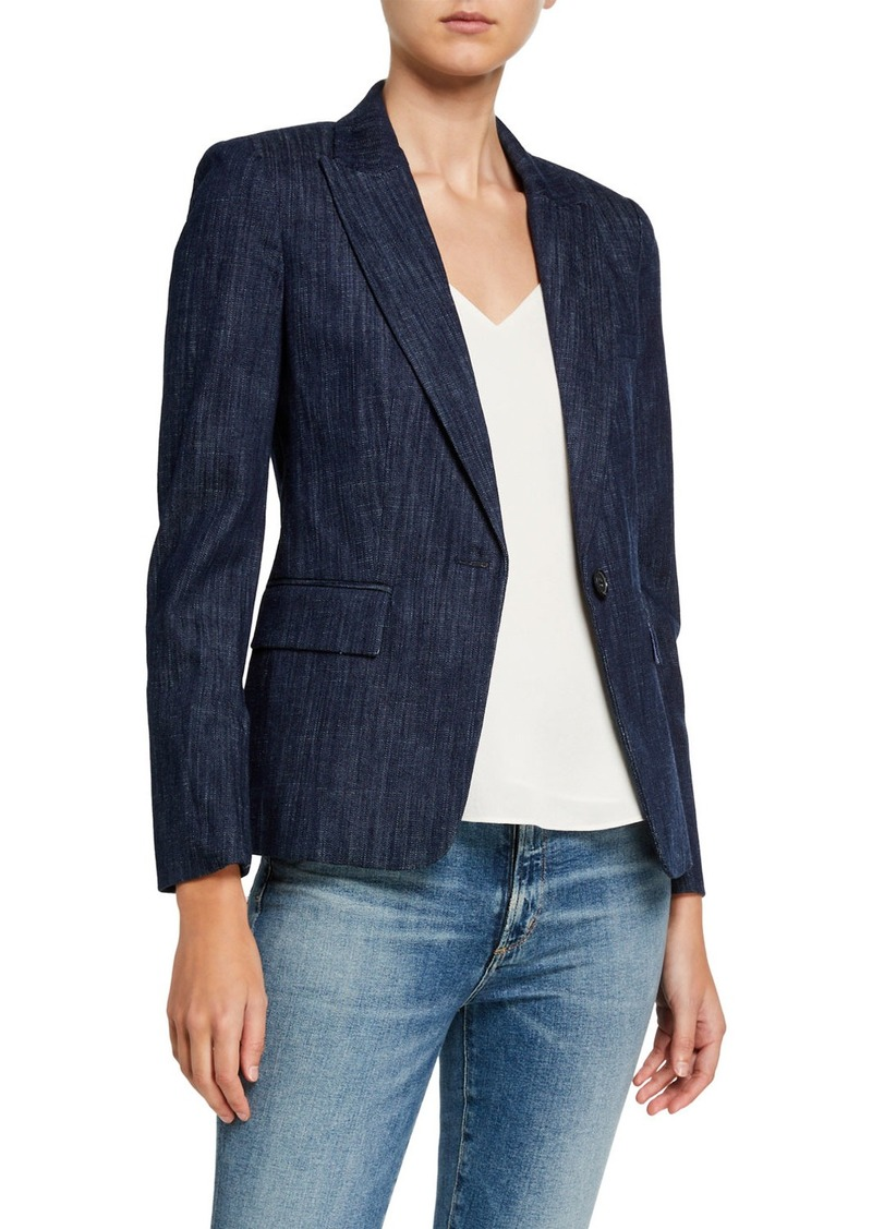 Joie Anilah Single-Button Jacket