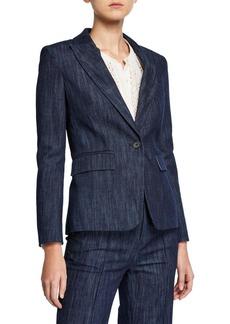 Joie Anilah Single-Button Jacket