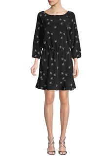 Joie Arryn Printed Dress