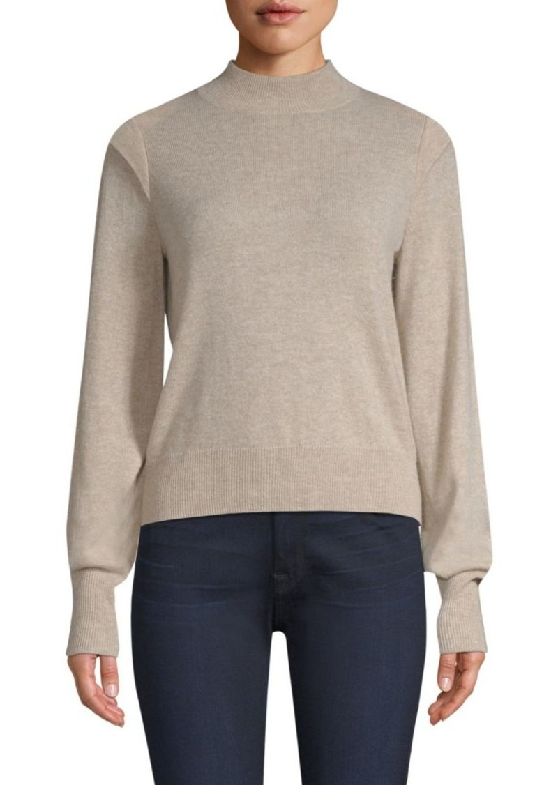 Joie Atilla Wool & Cashmere Turtleneck Sweater
