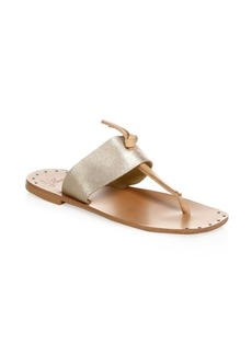 Joie Baeli Leather Slides