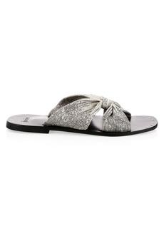 Joie Bentia Ring Lizard Slide Sandals