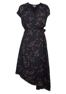 Joie Bethwyn Wrap Floral Dress