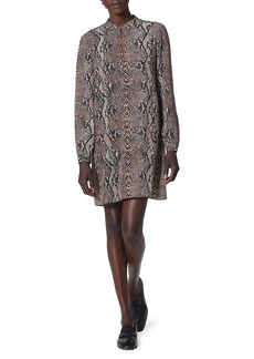 Joie Briona Silk Shift Dress