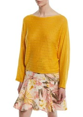 Joie Brooklynn Long-Sleeve Pullover Sweater