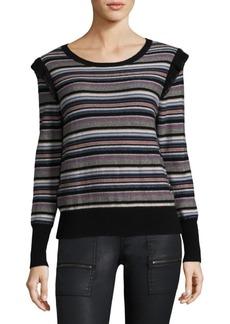 Joie Cais C Stripe Sweater