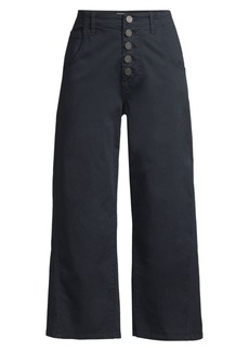 Joie Cassedy Cropped Flare Pants