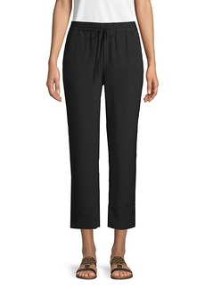 Joie Ceylon Cropped Drawstring Pants