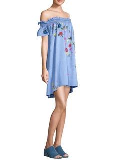 Clarimonde Embellished Dress