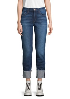 Joie Classic Slim Boyfriend Jeans