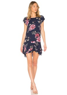 Coreen Floral Mini Dress