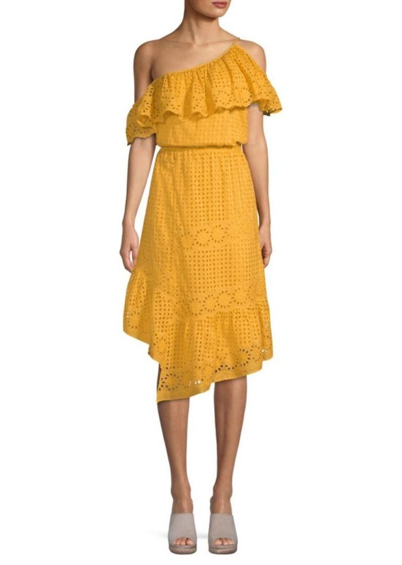 Joie Corynn Ruffle Dress