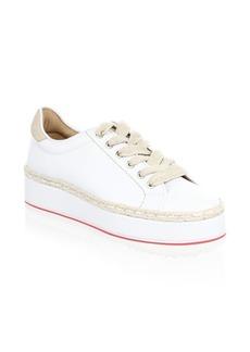 Joie Dabnis Espadrille Platform Sneakers