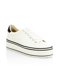 Joie Dabnis Stripe Detail Sneakers