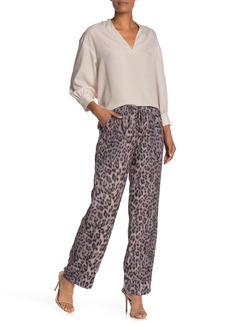 Joie Daltona Animal Print Pants