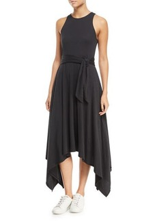 Joie Damonda Sleeveless Midi Dress