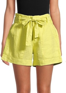 Joie Daynaa Paper Bag Shorts