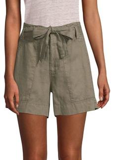 Joie Daynna Linen Shorts