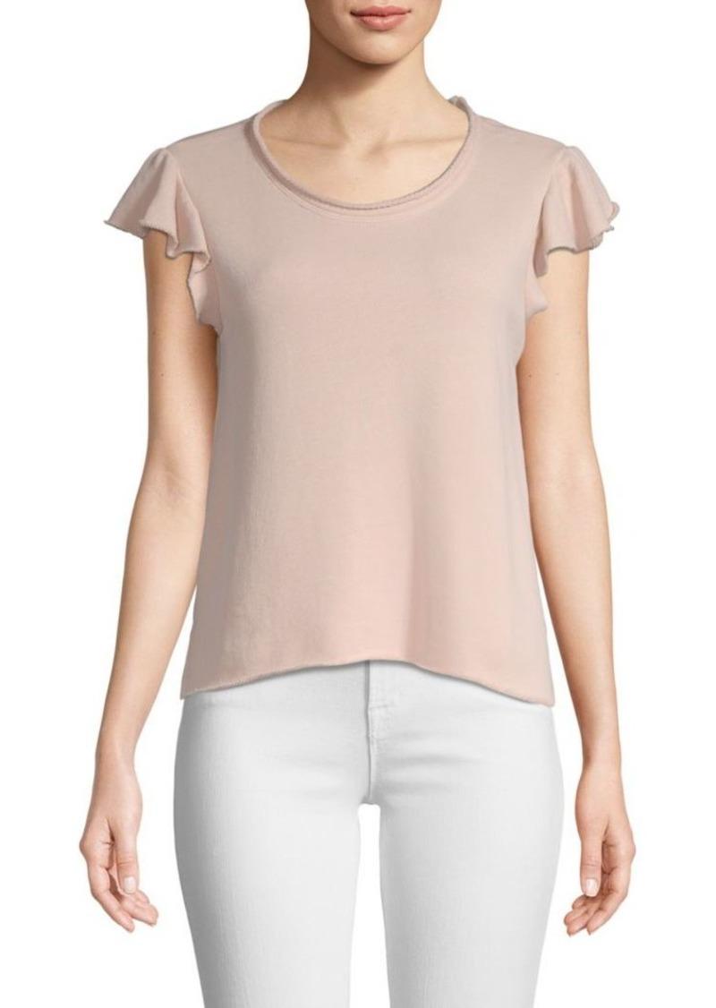 Joie Delfina Cotton Sweater