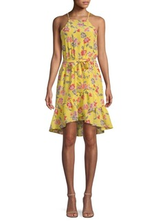 Joie Deme Floral Dress