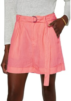 Joie Dixon Rolled Cuff Shorts