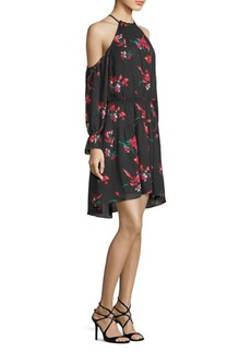 Joie Donesha Rosa Primavera Dress