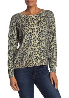 Joie Eloisa Animal Knit Sweater