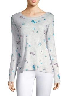 Joie Eloisa Cashmere Butterfly Sweater