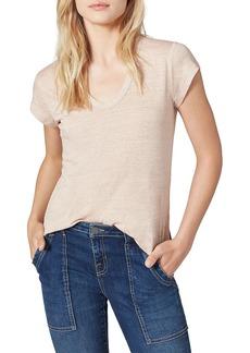 Joie Evalina Linen T-Shirt
