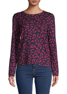 Joie Feronia Cotton & Cashmere Sweatshirt