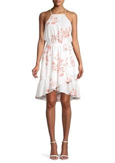 Joie Floral A-Line Dress