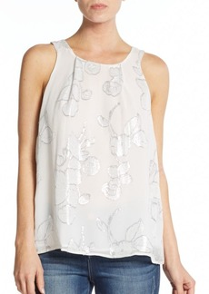 Joie Floral Printed Top