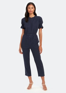 Joie Fritzie Ruffle Cuff Jumpsuit - S - Also in: M