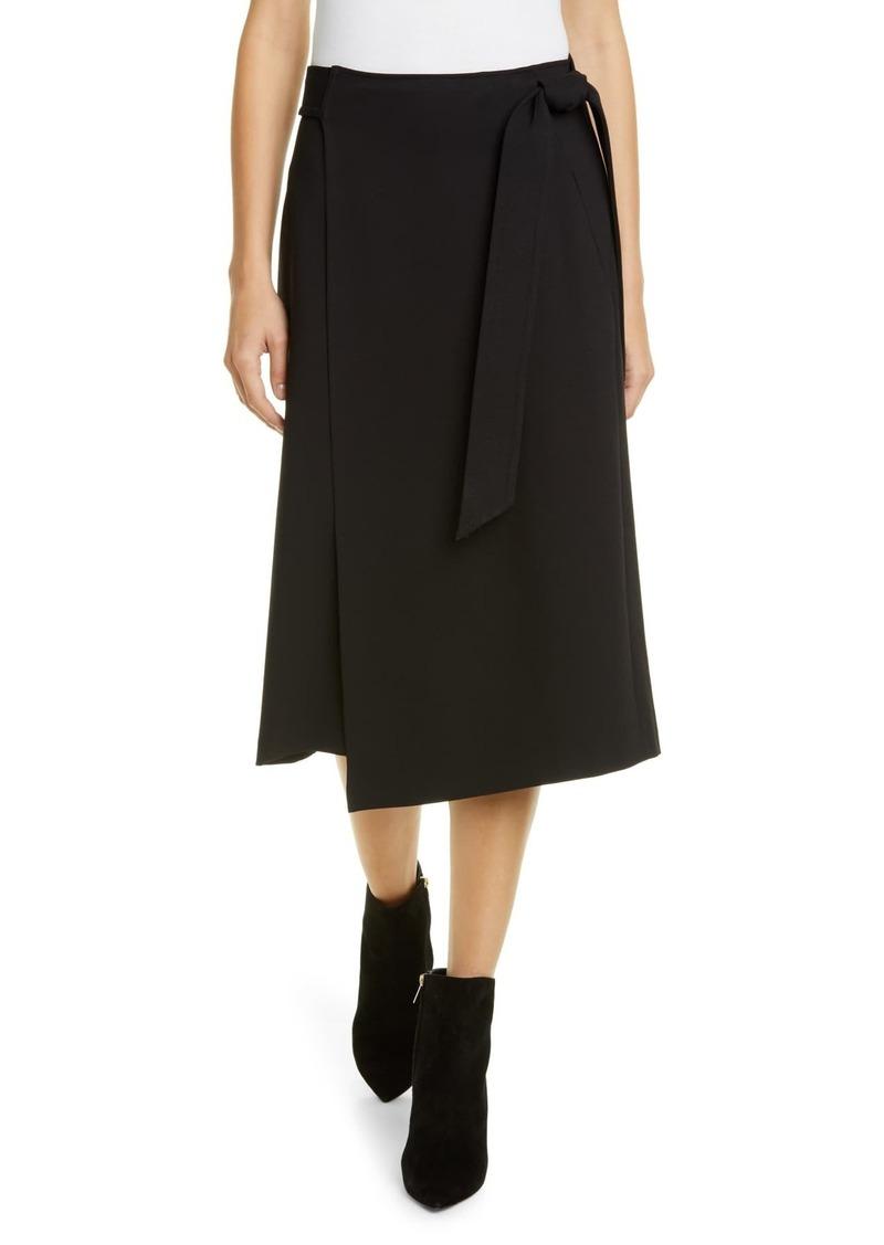 Joie Gino Midi Wrap Skirt