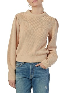Joie Harlequin Knit Sweater