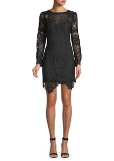 Joie Hemera Lace Dress
