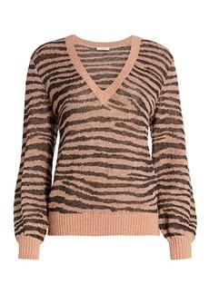 Joie Inira Zebra Sweater