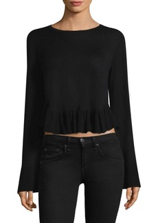 Joie Iona Bell-Sleeve Sweater