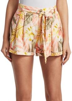Joie Jaklynn Floral Shorts