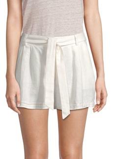 Joie Jaklynn Linen Shorts