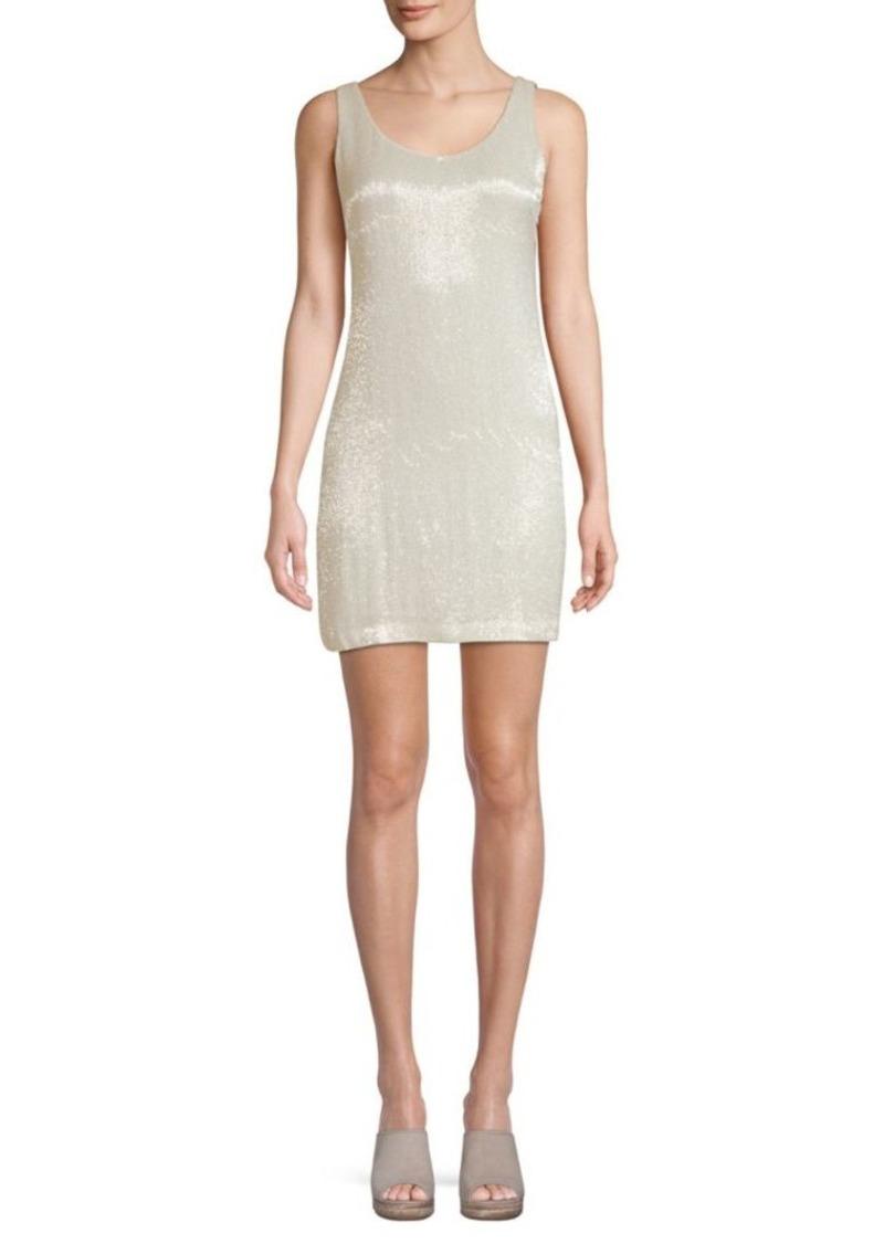 Joie Jaminly Sleeveless Beaded Dress