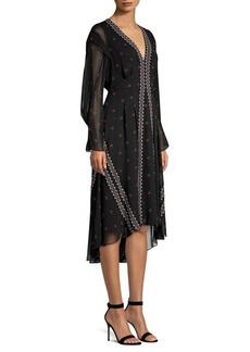 Joie Jamya High-Low Dress